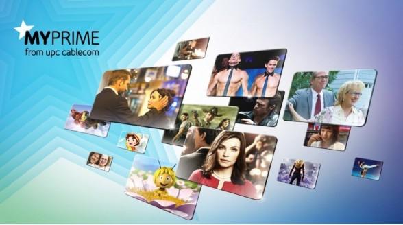 Eigenaar Ziggo maakt tv-serie voor MyPrime