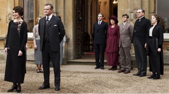 Einde Downton Abbey lijkt in zicht