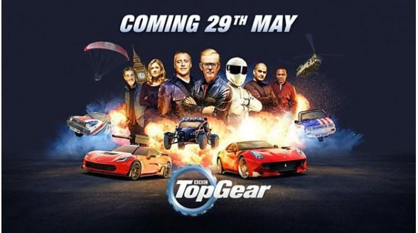 Eindelijk nieuwe Top Gear op BBC