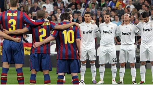 El Clásico Real Madrid – Barcelona live op tv en internet