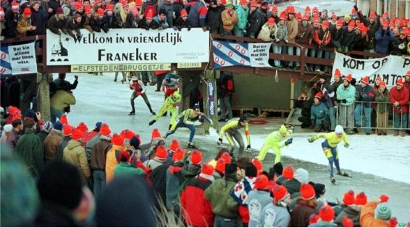 Elfstedentocht 1985 via NPO Best geheel bij CanalDigitaal