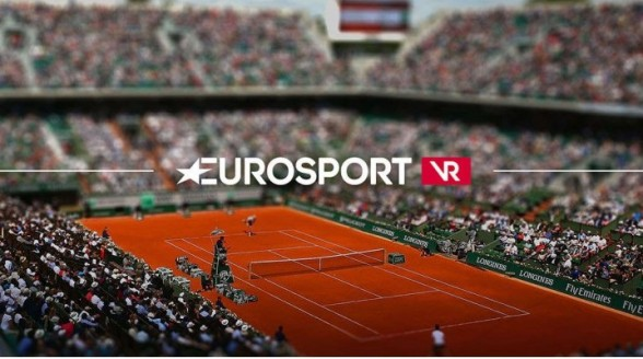 Eurosport stapt in Virtual Reality