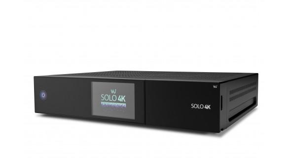 Exclusieve preview: VU+ Solo 4K Ultra HD satellietontvanger