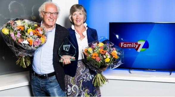 Family7 beste digitale zender van 2015
