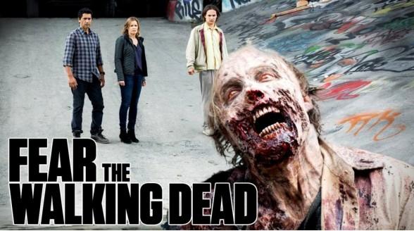 Fear The Walking Dead in Nederland op AMC