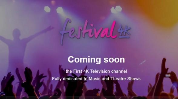 Festival 4K: Ultra HD voor de hele wereld vanuit Steenwijk