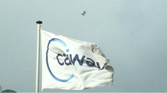Fiber NL overweegt concurrentie Caiway