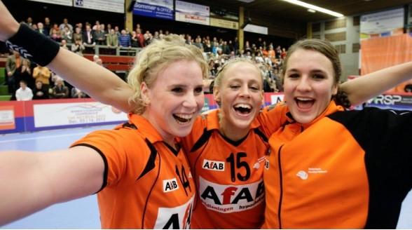 Finale WK Handbal Nederland – Noorwegen live op Ziggo Sport