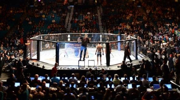 FOX brengt UFC naar Nederland