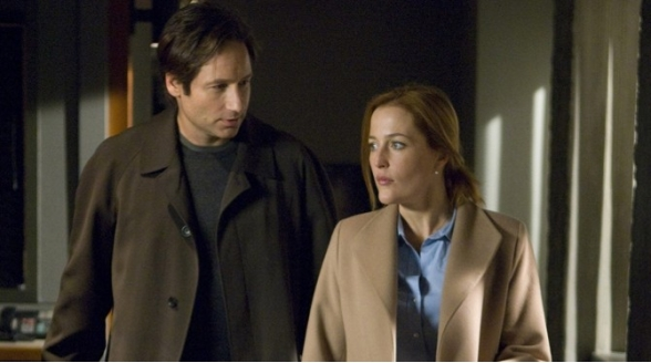 FOX hint op terugkeer The X-files