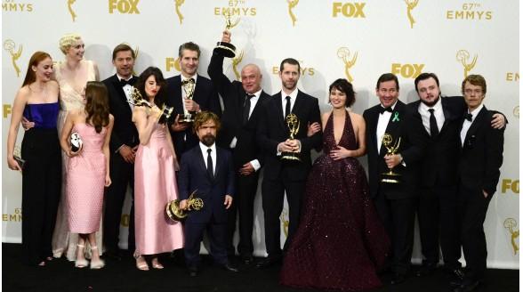 Game of Thrones en The Voice winnen bij Emmys