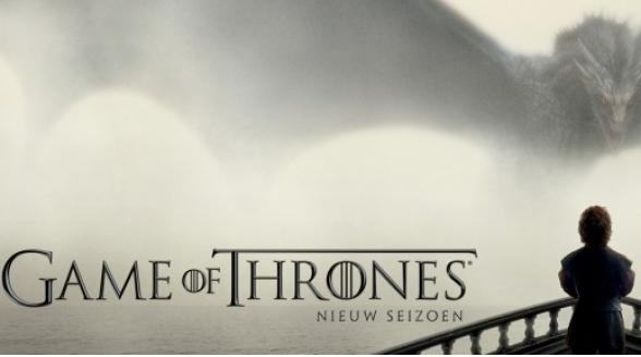 Game of Thrones gelijktijdig met Amerika in Nederland