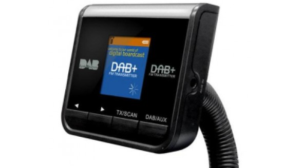 Getest: Caliber PMT700D DAB+ voor in de auto