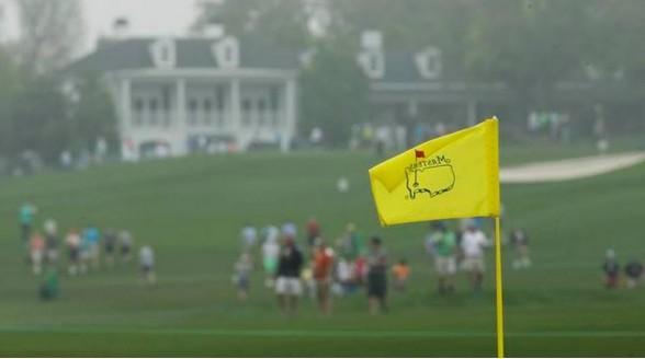 Golftoernooi The Masters op Ziggo Sport