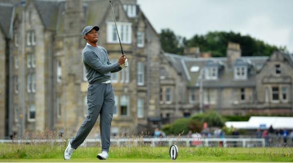 Golftoernooi The Open live op Sport1