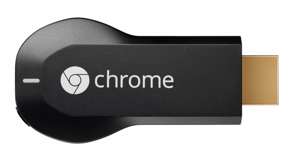 Gratis film via Google Chromecast