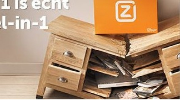 Grote storing emailverkeer Ziggo