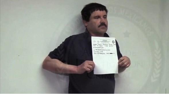 History maakt tv-serie over Mexicaanse drugsbaron El Chapo