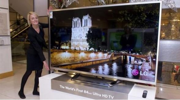 In steeds meer huiskamers Ultra HD