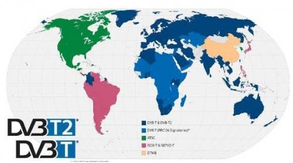Internationale afspraken gebruik frequenties voor DVB-T
