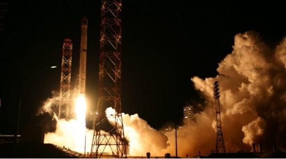 Israëlische Amos-satelliet in problemen