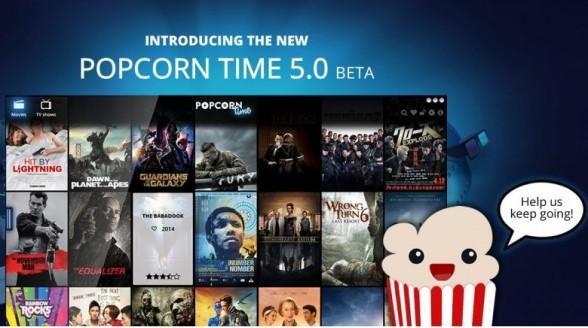 Jacht op Popcorn Time-gebruikers geopend