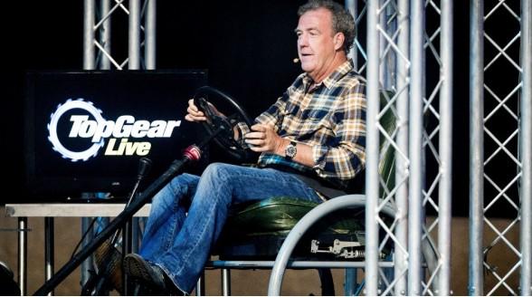 Jeremy Clarkson voor de rechter