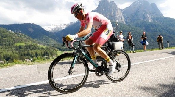 Ontknoping Giro d'Italia live op Eurosport