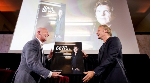 John de Mol derde rijkste man van Nederland