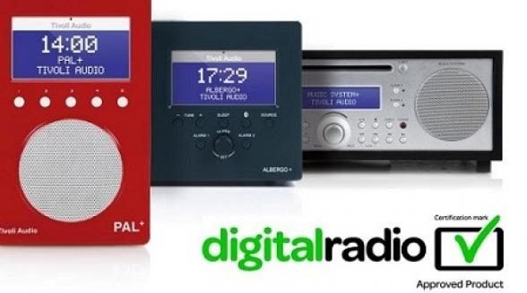 Keurmerk voor DAB+ digitale radio's