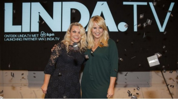 KPN sponsor videokanaal Linda de Mol