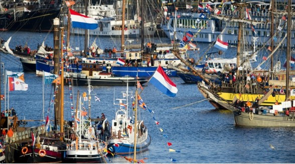 KPN partner van Sail Amsterdam