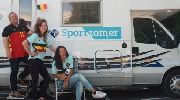 Kritiek op NPO Radio 1 Sportzomer