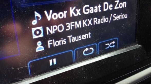 KX Radio vanaf 7 maart via DAB+
