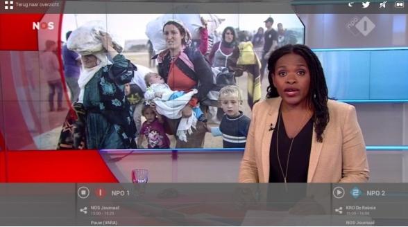Landelijk tv-kijken bij Ziggo via iPad
