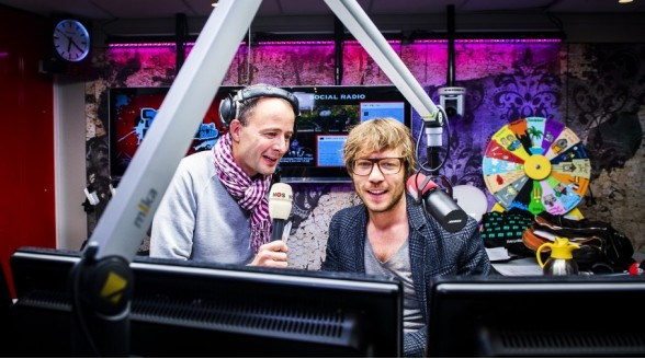 Leegloop NPO 3FM: Giel Beelen mogelijk ook weg