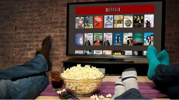 Lineair tv-kijken lijdt onder succes Netflix