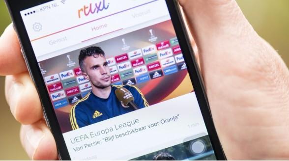 Live tv kijken gebeurt steeds meer met smartphone