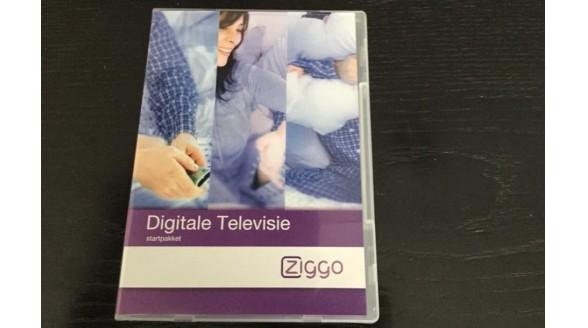 Losse Ziggo Smartcards alleen nog tweedehands verkrijgbaar