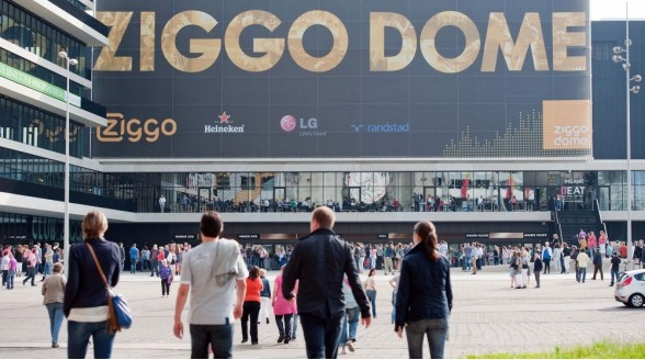 Media Markt opent winkel in Ziggo Dome