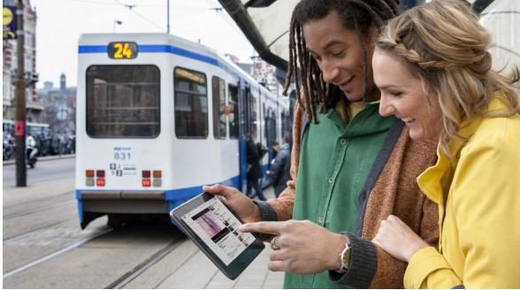 Mobiele diensten steeds belangrijker voor eigenaar Ziggo