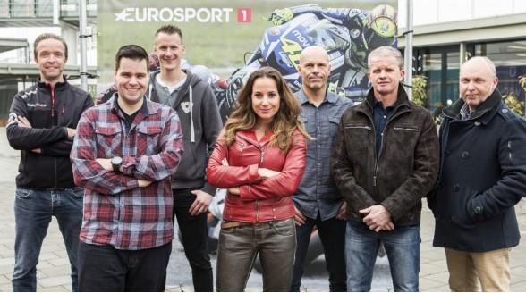 MotoGP verhuist naar Eurosport 1