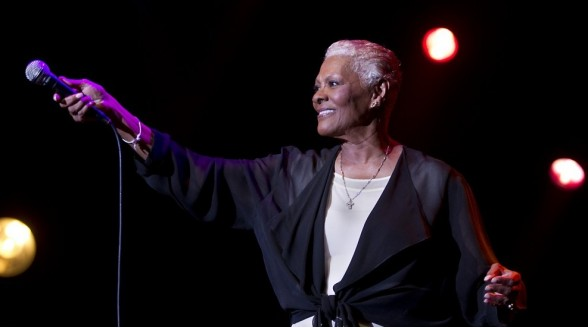 Dionne Warwick in RTL Late Night