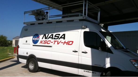 NASA TV Ultra HD niet in Europa