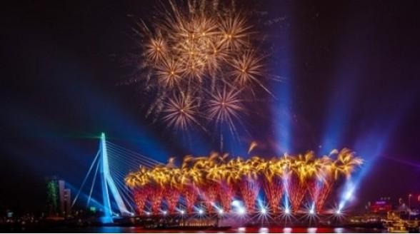 Nationaal vuurwerk Rotterdam live op alle RTL-zenders