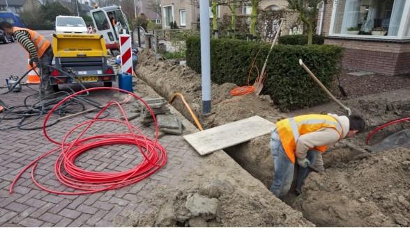 Nederland investeert veruit meeste in telecomnetwerken