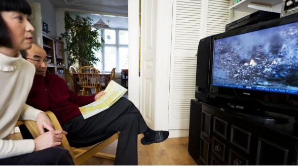 Nederlander verslaafd aan televisie