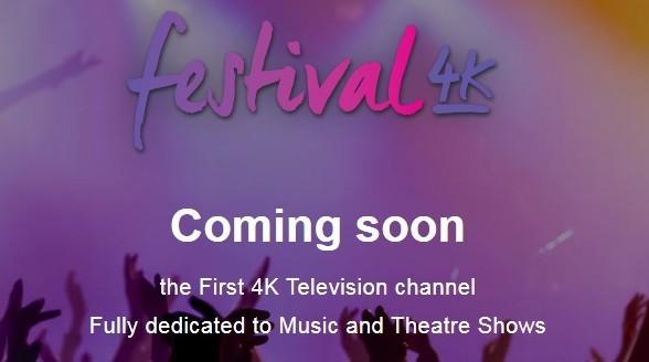 Nederlands UltraHD-kanaal Festival 4K begint met distributie