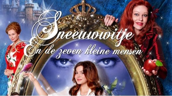 Nederlandse BN-versie Sneeuwwitje op RTL 4
