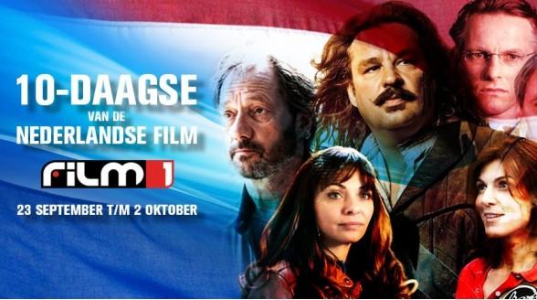 Nederlandse filmtiendaagse op Film1